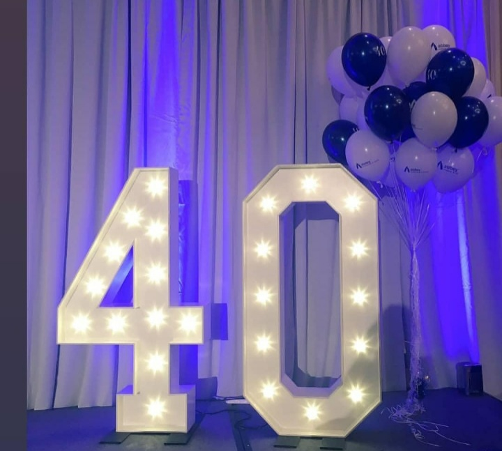 abbey 40 anniversary celebration dublin