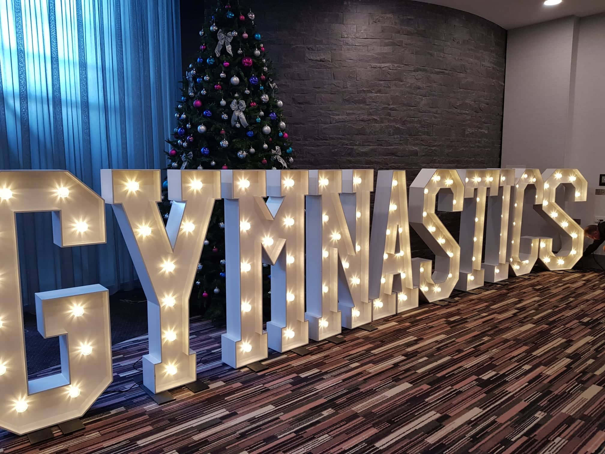 gymnastics ireland awards radisson blu