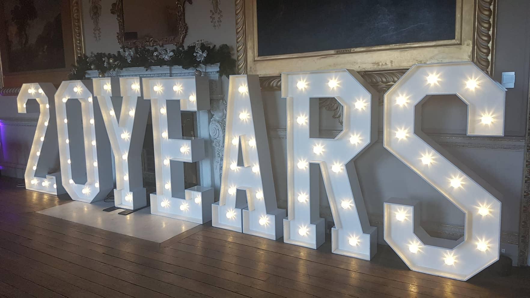 20 years timewise carton house company milestone anniversary birthday