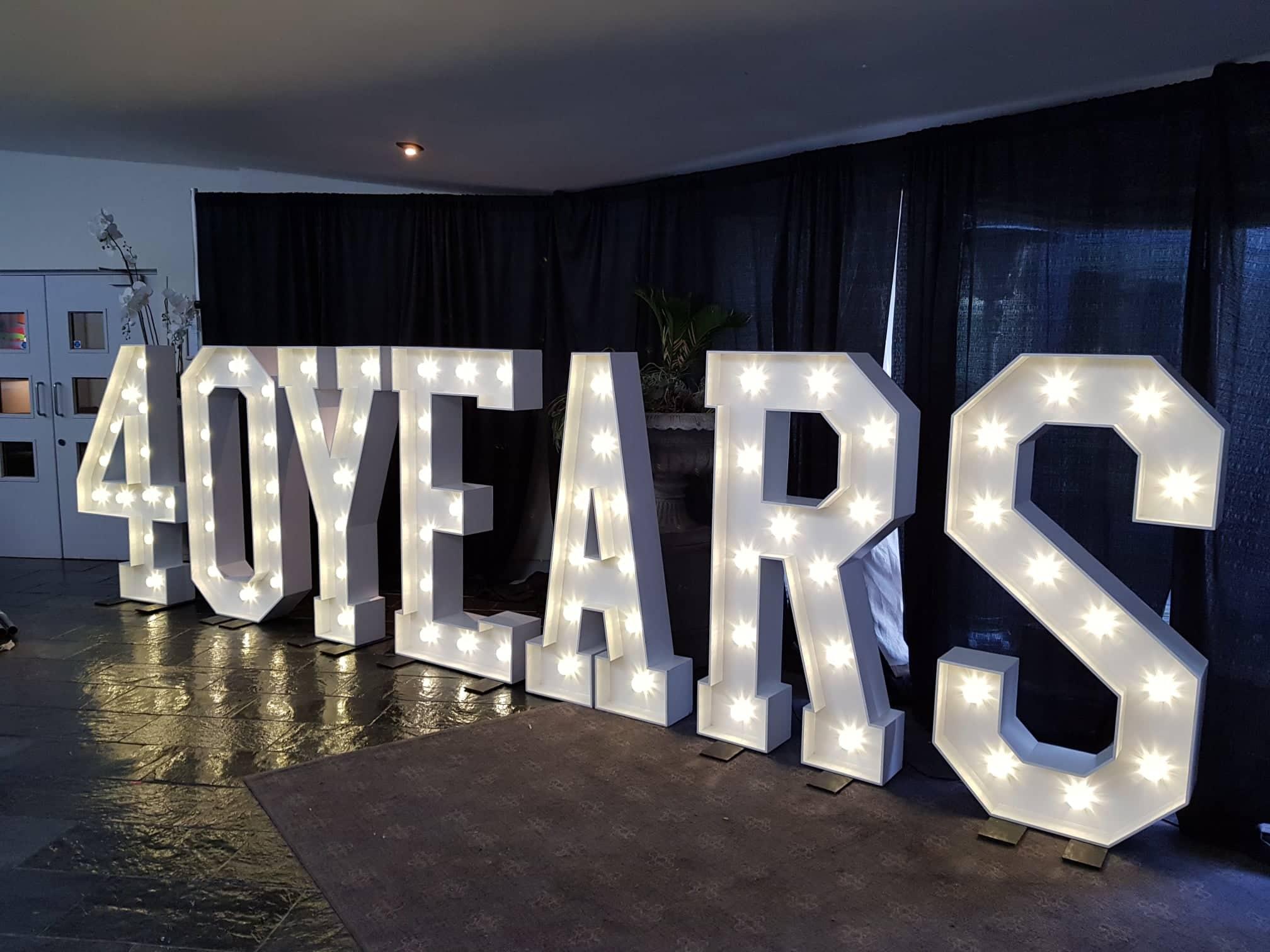 40 years centra gsk company milestone anniversary