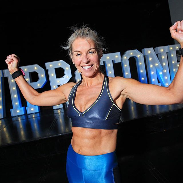 lean with lesley vipr & tone