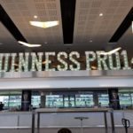 GUINNESS PRO14 RUGBY FINAL AVIVA STADIUM HOLLYWOOD LED LETTERS ENTRANCE2
